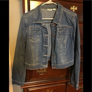 Cato Blue Jean Jacket